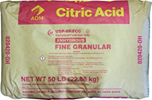 Citric Acid (50 lb Sack)