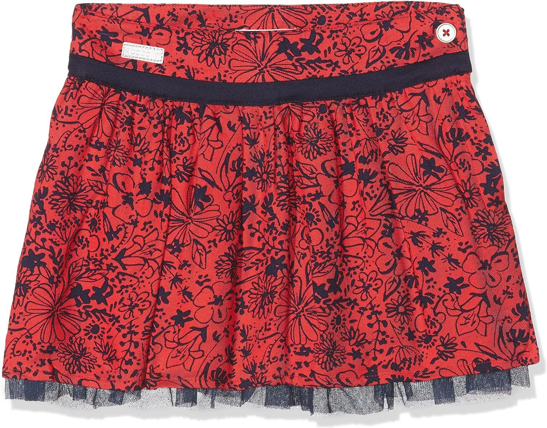 boboli 434012 Falda, Multicolor (Estampado Flores), 116 (Tamaño ...