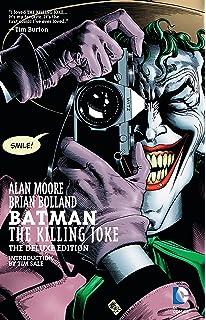 Amazon batman a death in the family 8601404321122 jim batman the killing joke deluxe edition fandeluxe Choice Image