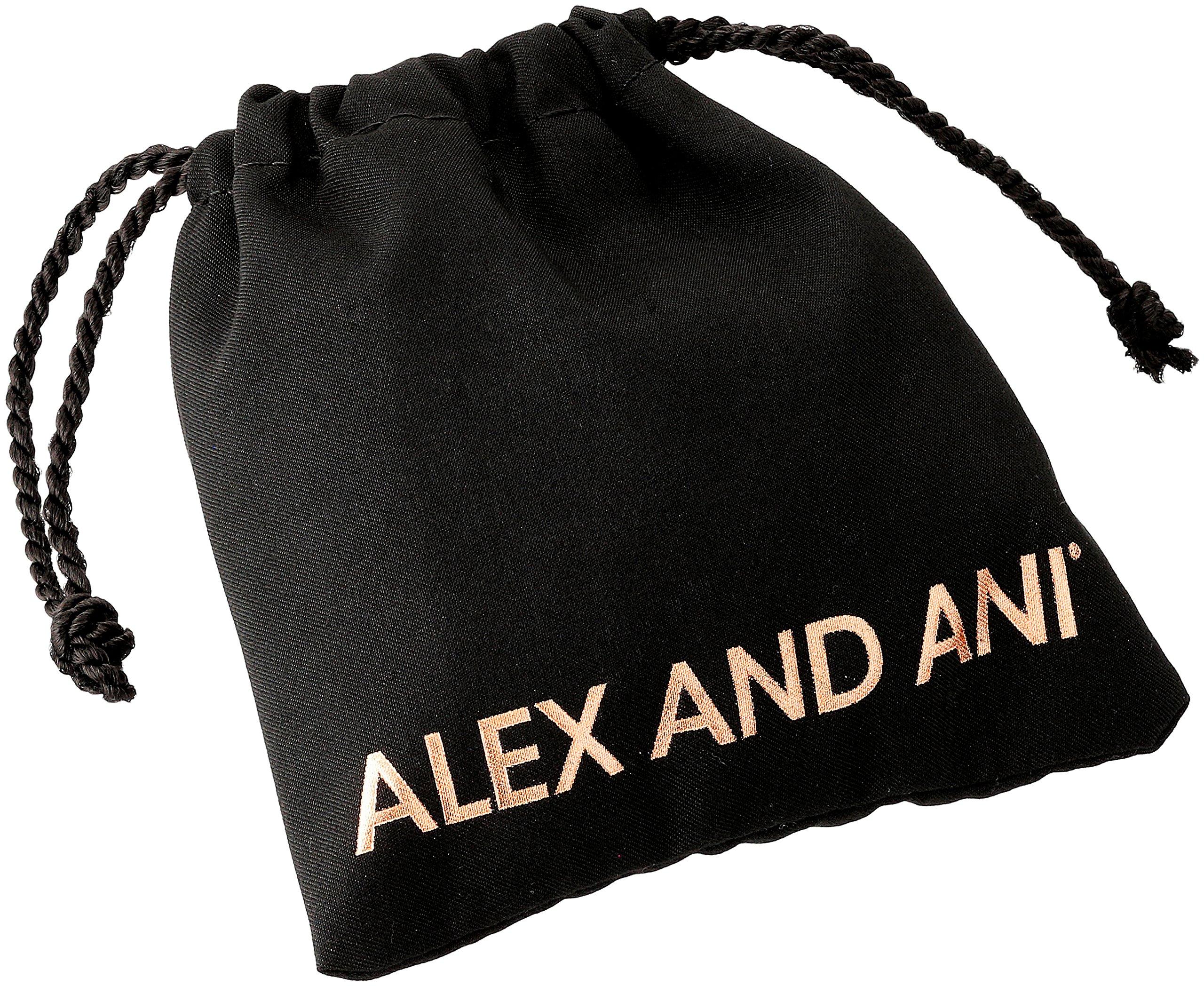 Alex and Ani Healing Love II Bangle Bracelet, Rafealian Gold, Expandable by Alex and Ani (Image #4)