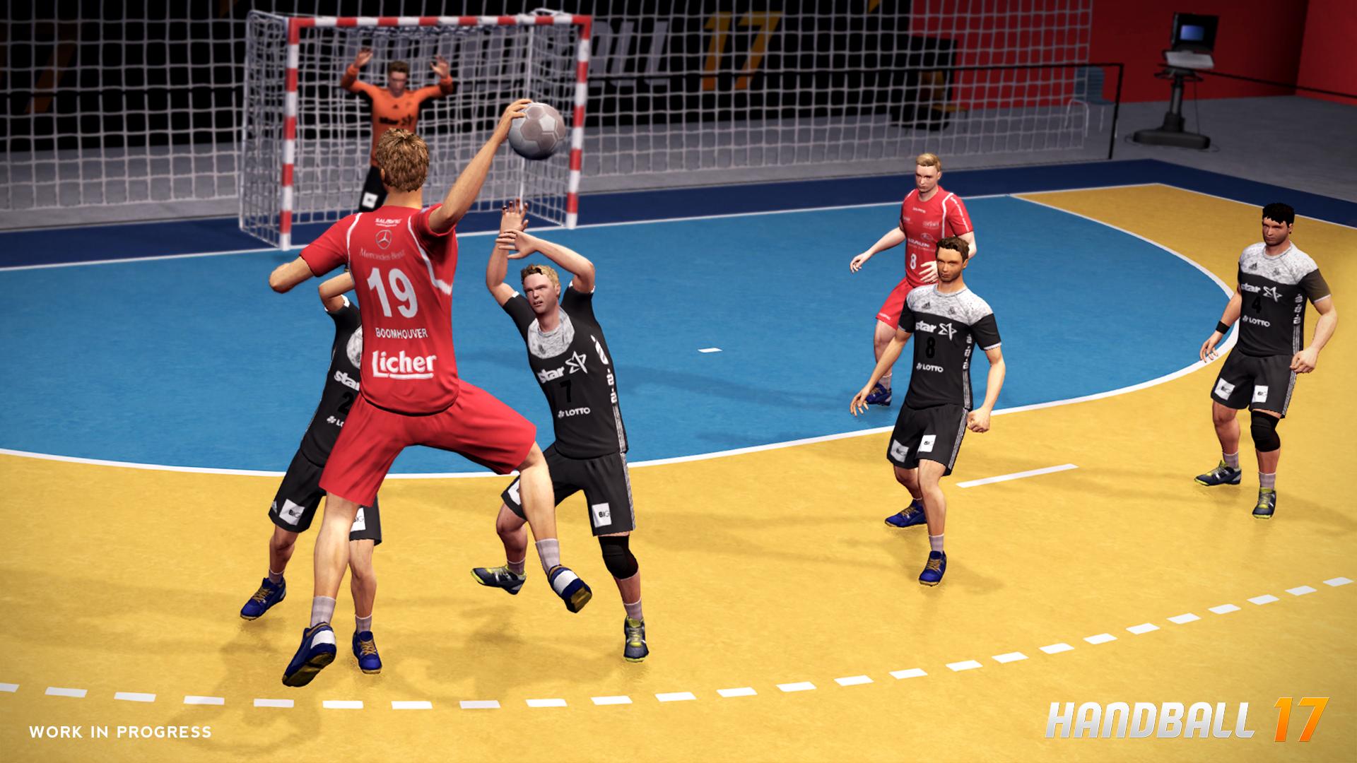 online handball