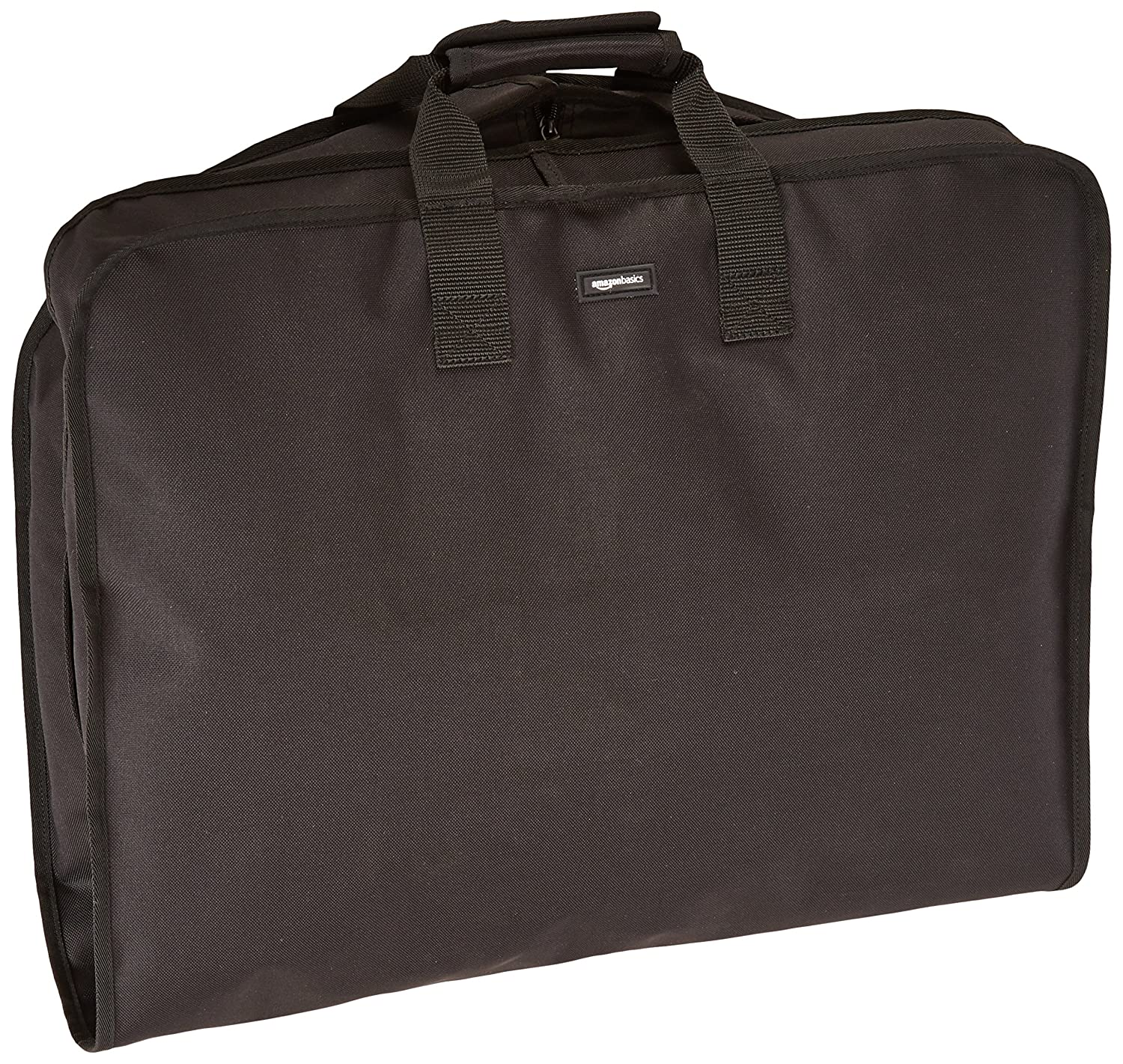 AmazonBasics Travel Garment Bag, Black ZH1601005R3