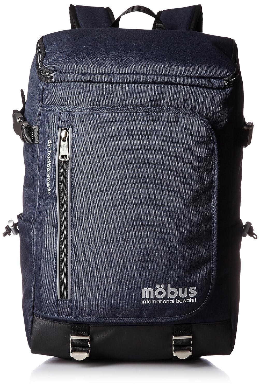 [モーブス] MOBUS トップオープンリュック B019TUK0WY ネイビー ネイビー