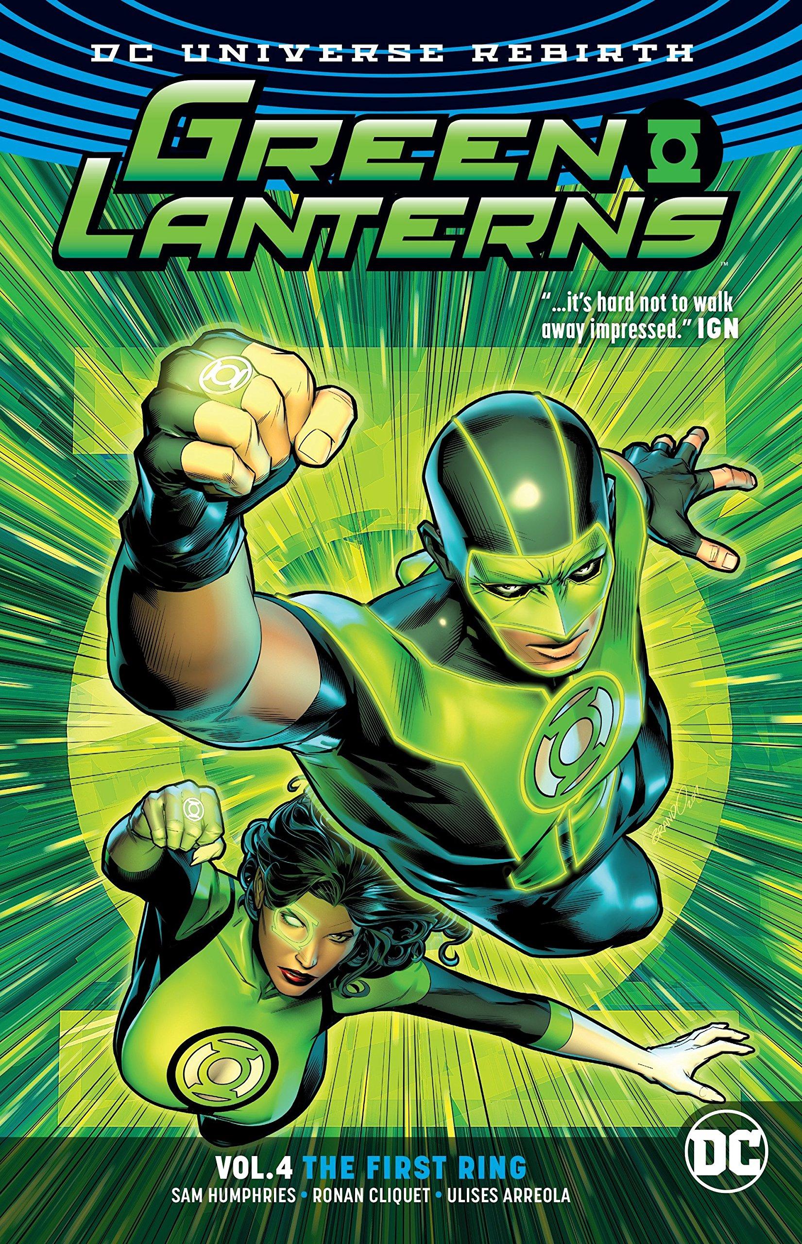 Download Green Lanterns Vol. 4: The First Rings (Rebirth) pdf