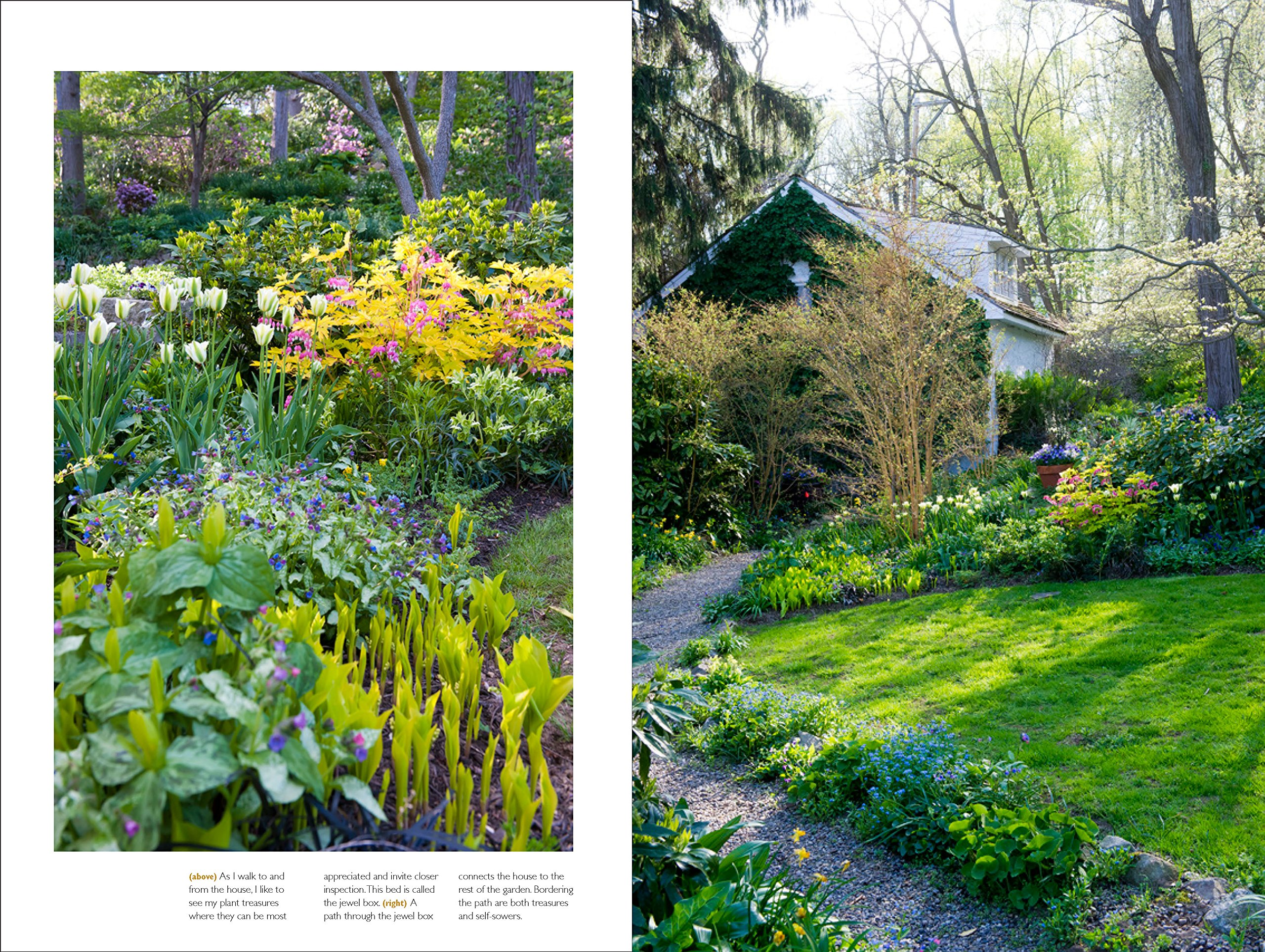 Kitchen Garden Magazine Subscription The Layered Garden Design Lessons For Year Round Beauty From