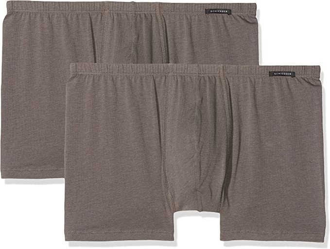 Pack of 2 Schiesser Mens Boxer Shorts