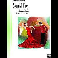 Spanish Fire: Early Intermediate Piano Solo (Piano) (Signature Series) book cover