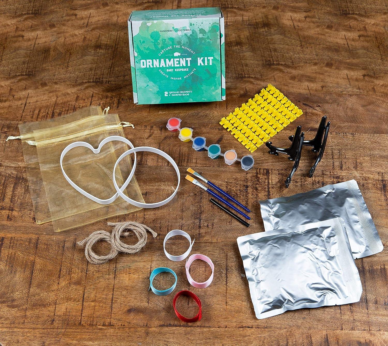 Set para Modelado de Huellas de Bebé - Kit de Impresión de Manos y ...