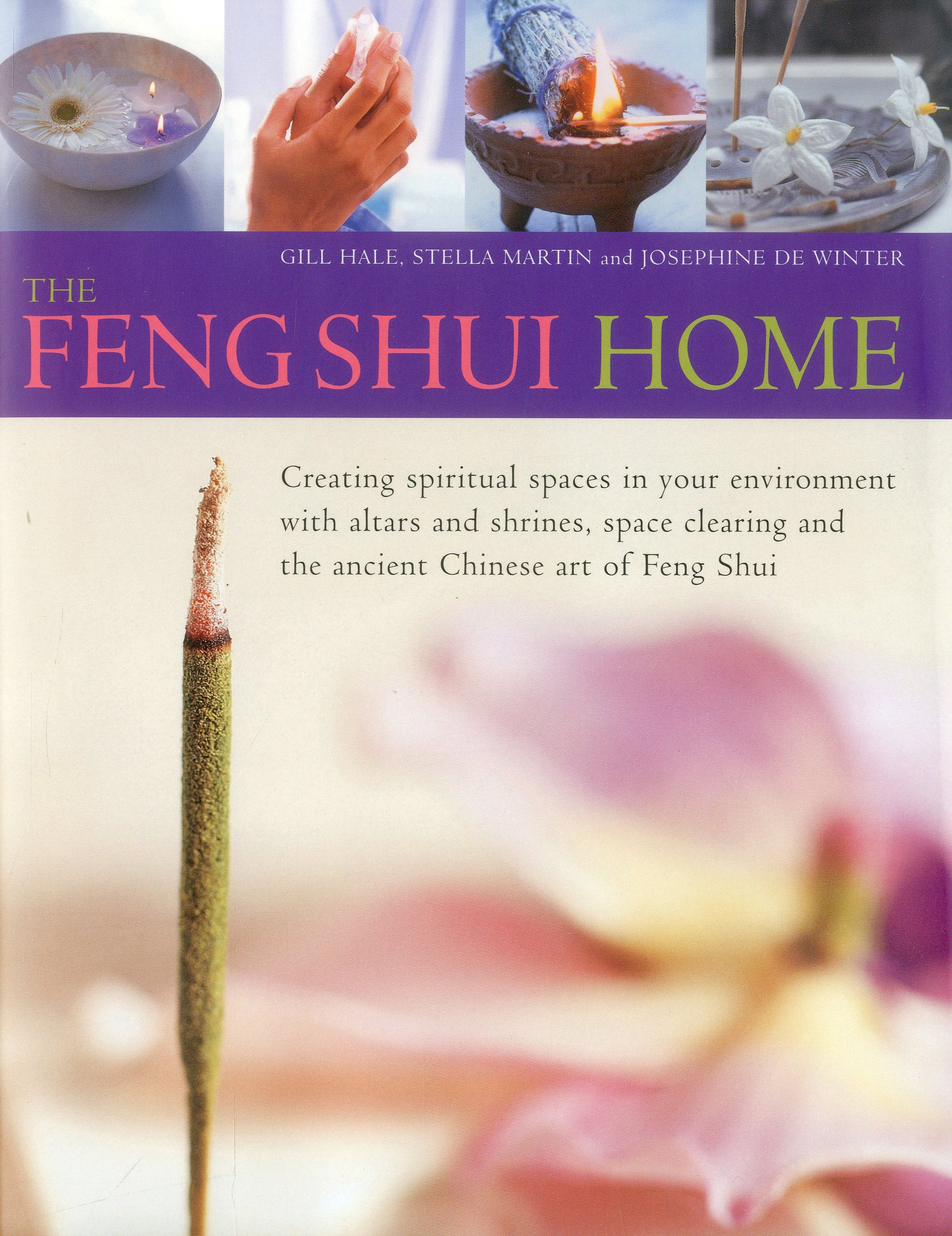 Download The Feng Shui Home: Creating spiritual spaces in your environment with altars and shrines, space clearing and the ancient Chinese art of Feng Shui pdf