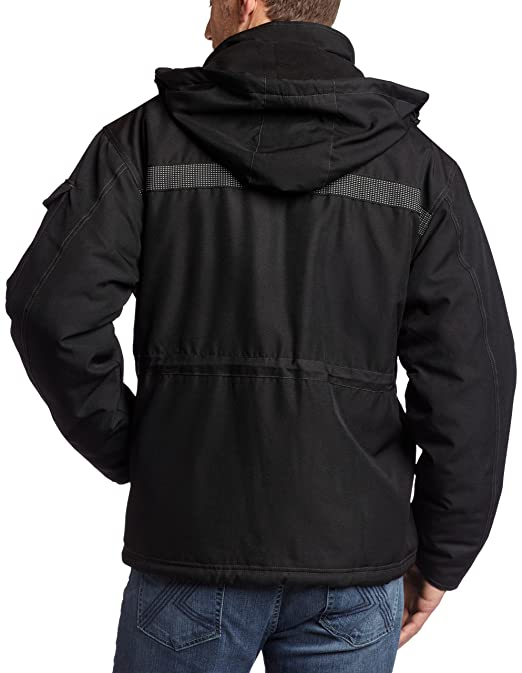 Amazon.com: Caterpillar Men's Heavy Insulated Parka: Outerwear ...