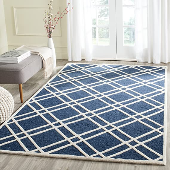 Carter Green Olive Beige Rug Runner ALL SIZES 100/% Wool Stripe Pattern Striped