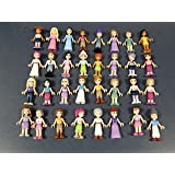 LEGO Friends Girl Female Male Minifigures - Lot of 10 Random Figures