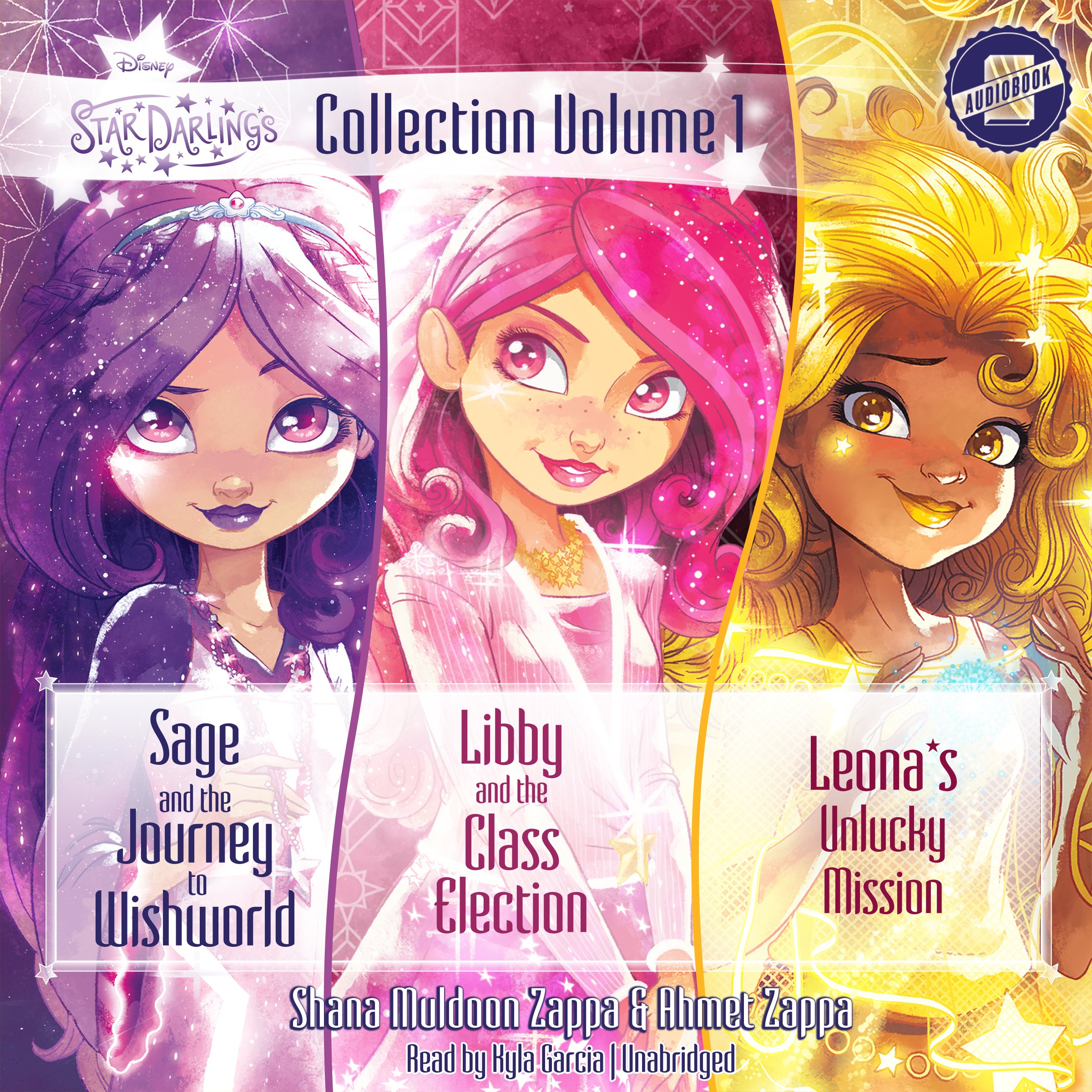 Star Darlings Collection: Sage and the Journey to Wishworld / Libby and the Class Election / Leona's Unlucky Mission: Library Edition PDF