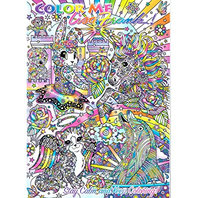 Color Me by Lisa Frank - Book Two: Toys & Games