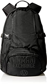 Amazon.com  Armani Exchange Men s Utility Roll Up Top Tarp Backpack ... fe78013522f8b