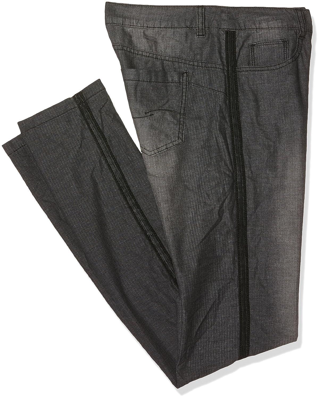 TALLA 34W / 34L. Ser Denim Hose Lang, Pantalones para Mujer
