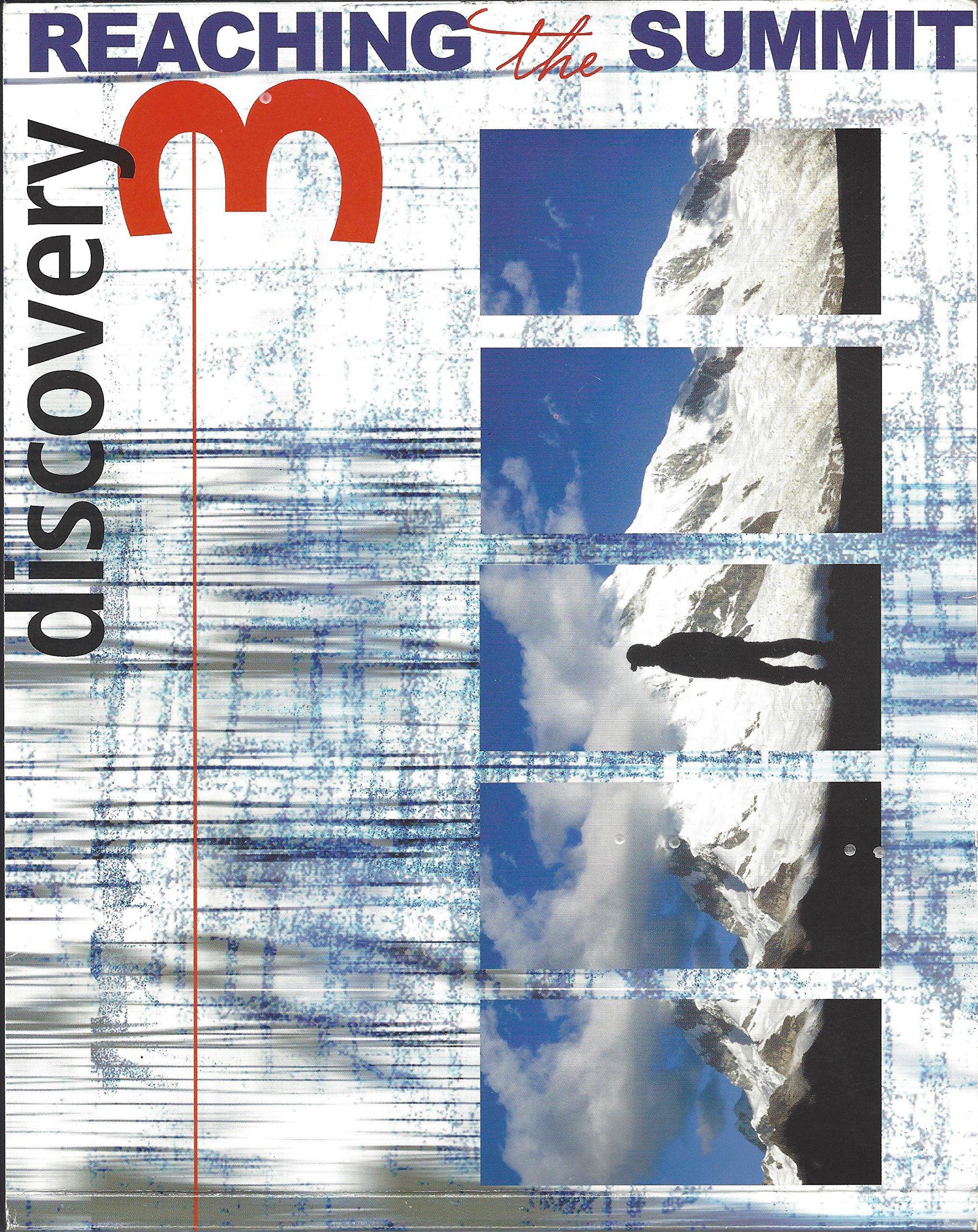 Download Discovery 3 Reaching the Summit pdf epub