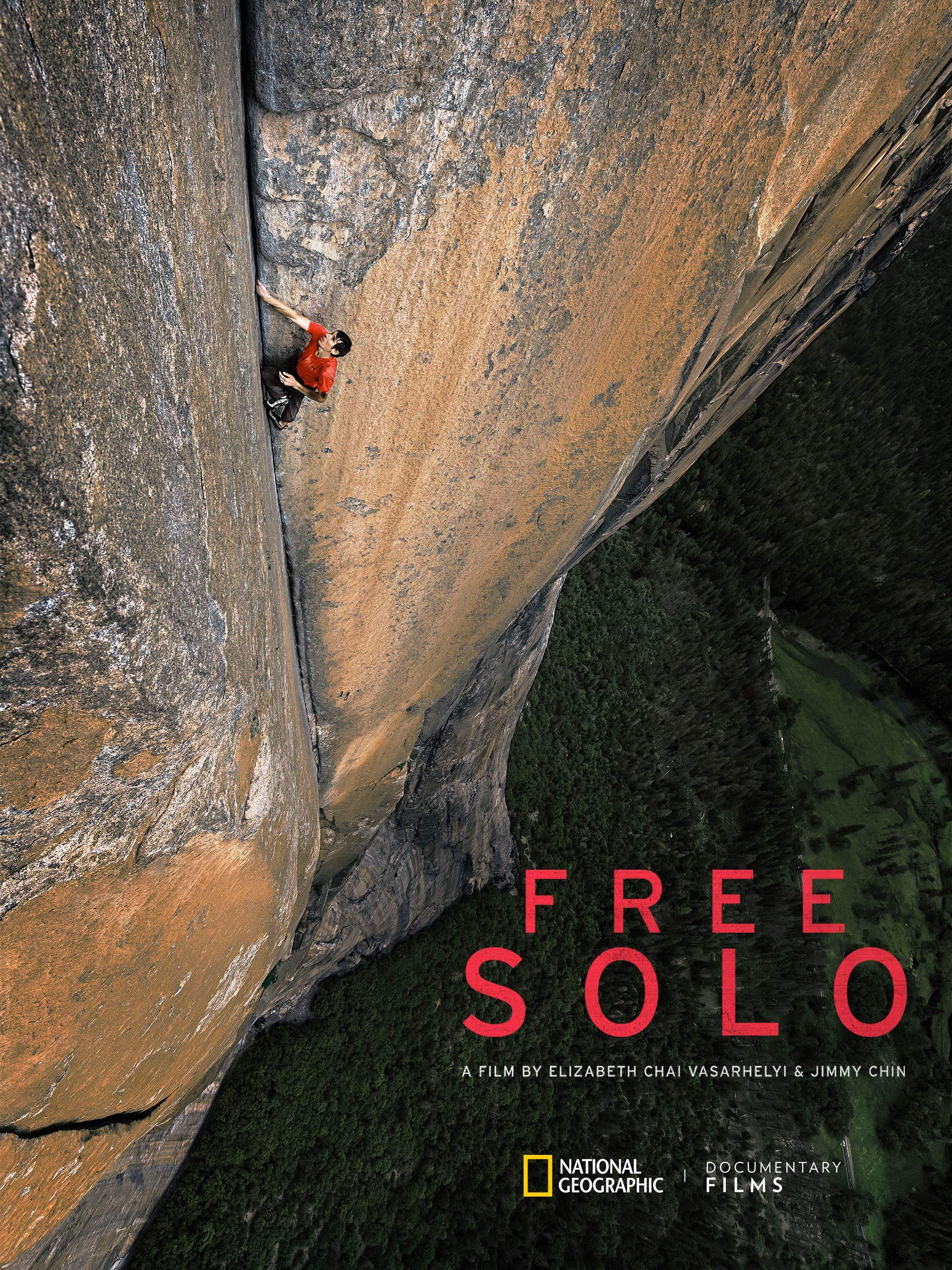 free solo netflix