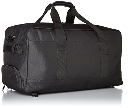 4da46169a3 Herschel Supply Company Luggage Set Outfitter, Black: Amazon.co.uk: Luggage