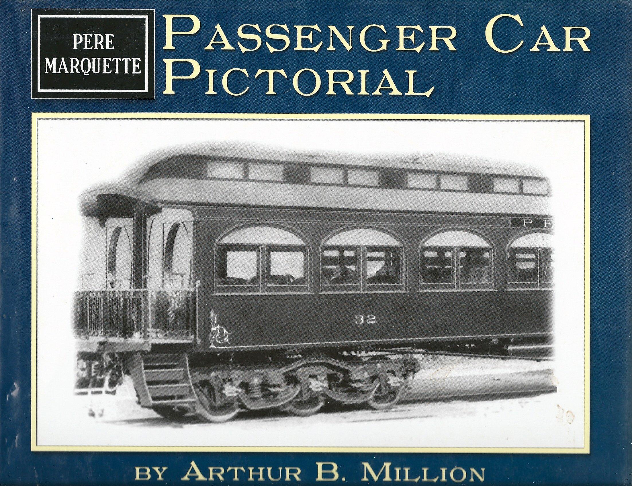 Download Pere Marquette passenger car pictorial PDF
