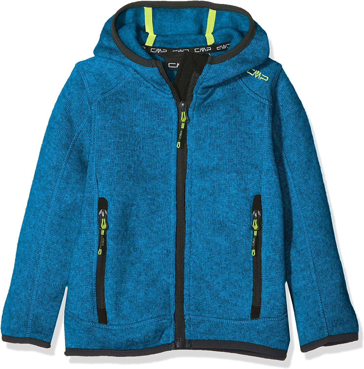 CMP Mens Padded Jacket With Knit Tech