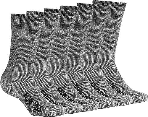 FUN TOES Crew Merino Wool Socks review