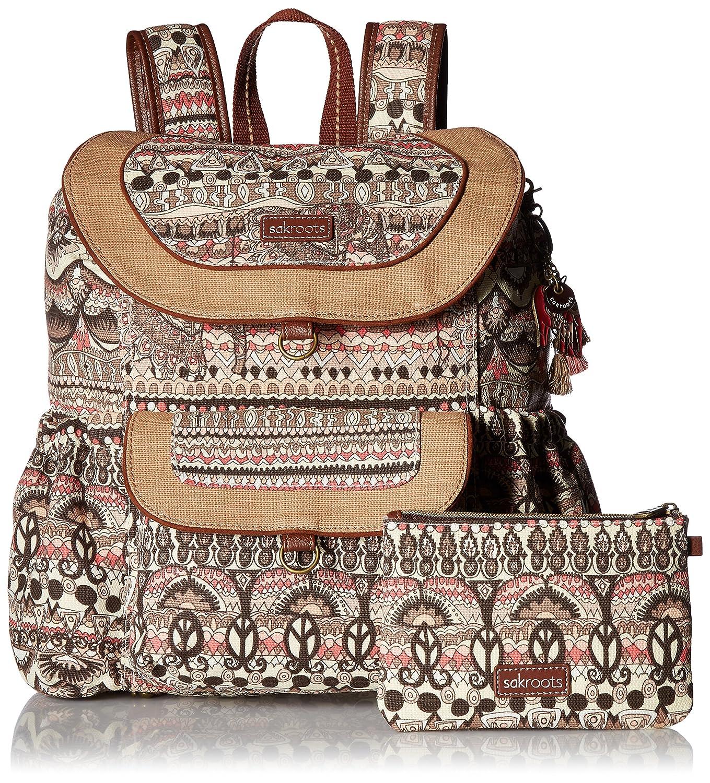 Sakroots Flap Backpack, Backpack, Backpack, Sand One World, One Größe B07BKG5R6Y Daypacks Garantiere Qualität und Quantität 3a678b