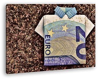 Deyoli Cooles Geldgeschenk Format 100x70 Als Leinwand Motiv Fertig