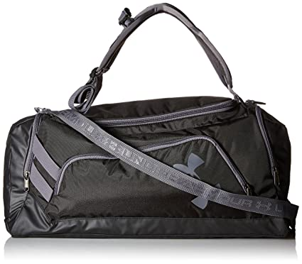 under armour hustle storm large duffle bag