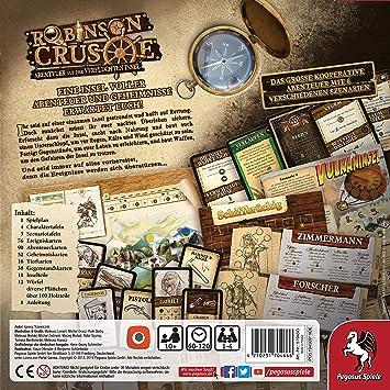 Pegasus - Juego de estrategia, 1 a 4 jugadores (51945G) (versión en alemán) , color/modelo surtido: Amazon.es: Juguetes y juegos