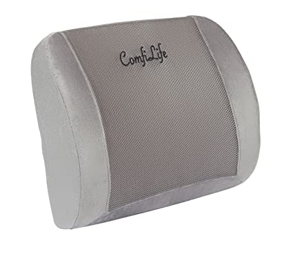 ComfiLife Memory Foam Lumbar Pillow