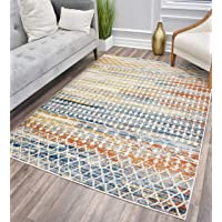 CosmoLiving Manhattan Collection Area Rug 5.1ft x 7ft
