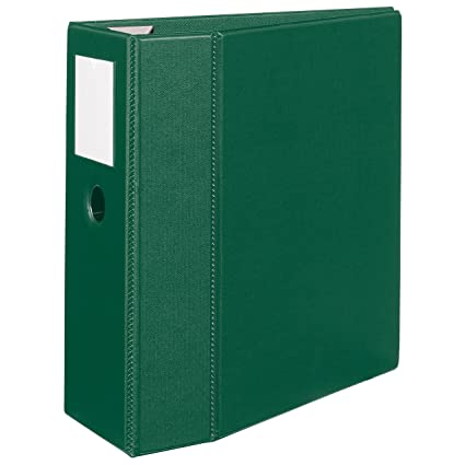 amazon com avery heavy duty binder with 5 inch one touch ezd ring