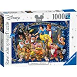 Ravensburger Disney Memories Snow White 1937 1000pc,Adult Puzzles