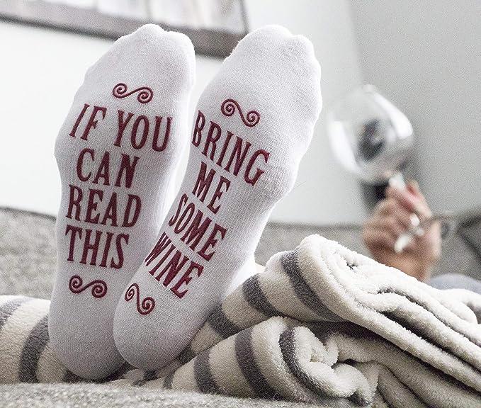 подарочные носки принеси мне вина