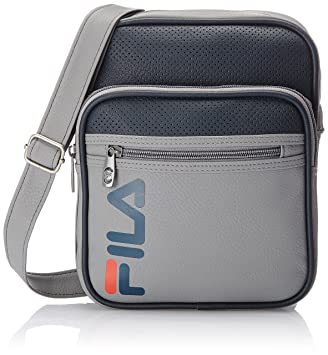 Fila Synthetic Graphite Messenger Bag (13000845)  Amazon.in  Bags ... d4acc1db8ae3e