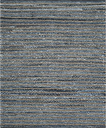 Safavieh Cape Cod Collection CAP363A Handmade Flatweave Braided Cotton Jute Area Rug - the best living room rug for the money