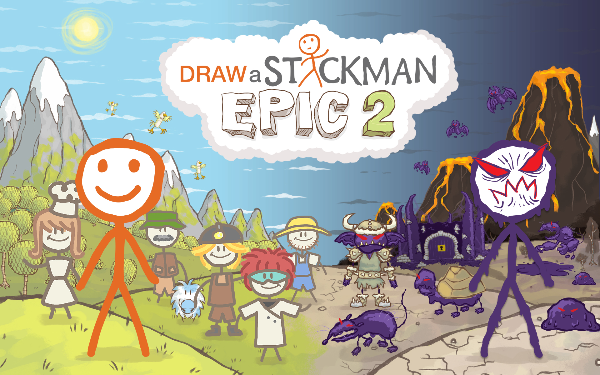Build A Stickman Epic