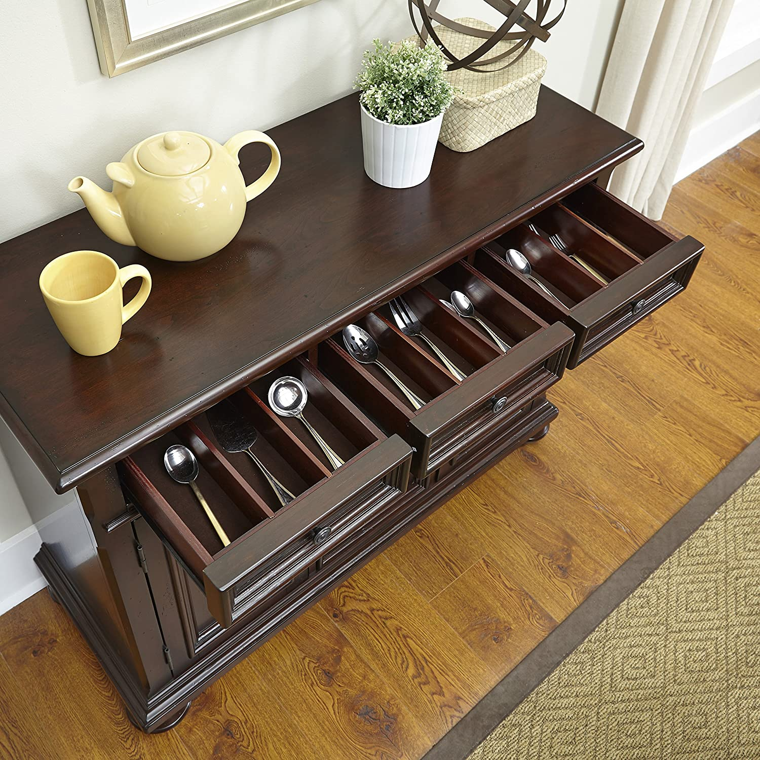 Price cut limited time offer shop now for the best selection hurry - Amazon Com Home Styles Furniture 5528 61 Colonial Classic Buffet Buffets Sideboards
