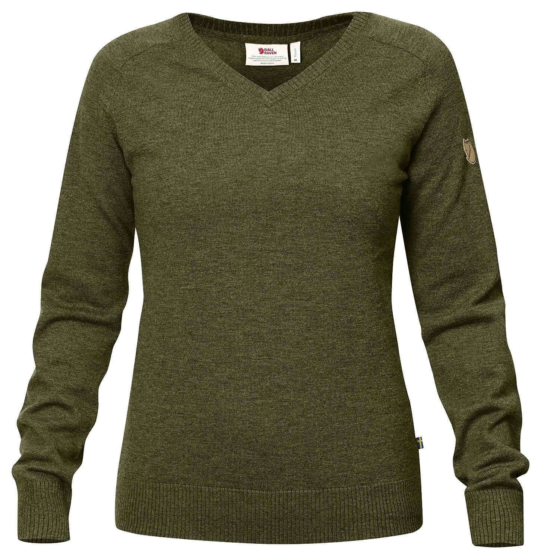 Fjällräven Sörmland V-Neck Sweater Women - Strickpullover