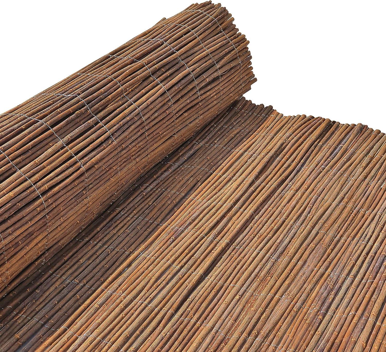 Nature Lounge Weidenmatte 80 X 500 Cm Hochwertiger Weiden