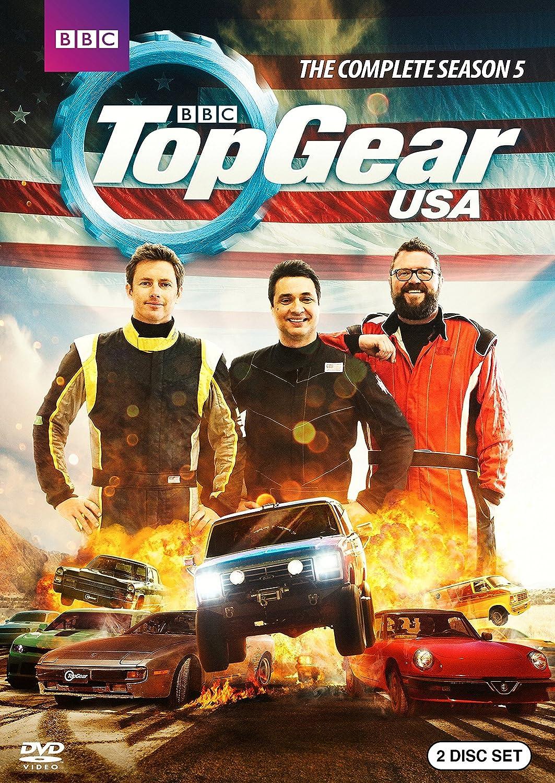 Top Gear Usa: Season Five Edizione: Stati Uniti Italia DVD: Amazon.es: Cine y Series TV
