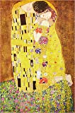 The Kiss (Le Baiser), c.1907 Poster by Gustav Klimt 24 x 36in