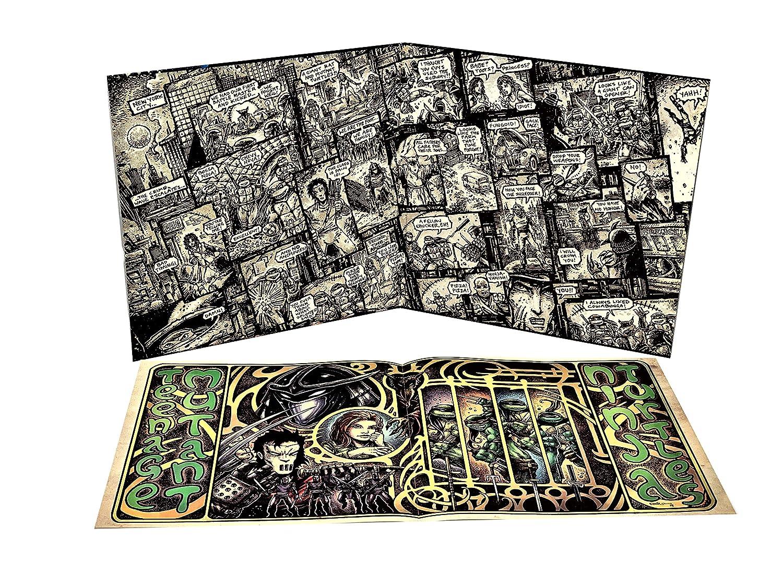 Amazon.com: Teenage Mutant Ninja Turtles Original Motion ...