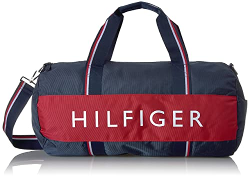 6203da7a Tommy Hilfiger Duffle Bag Patriot Colorblock, Core Navy: Amazon.ca: Luggage  & Bags