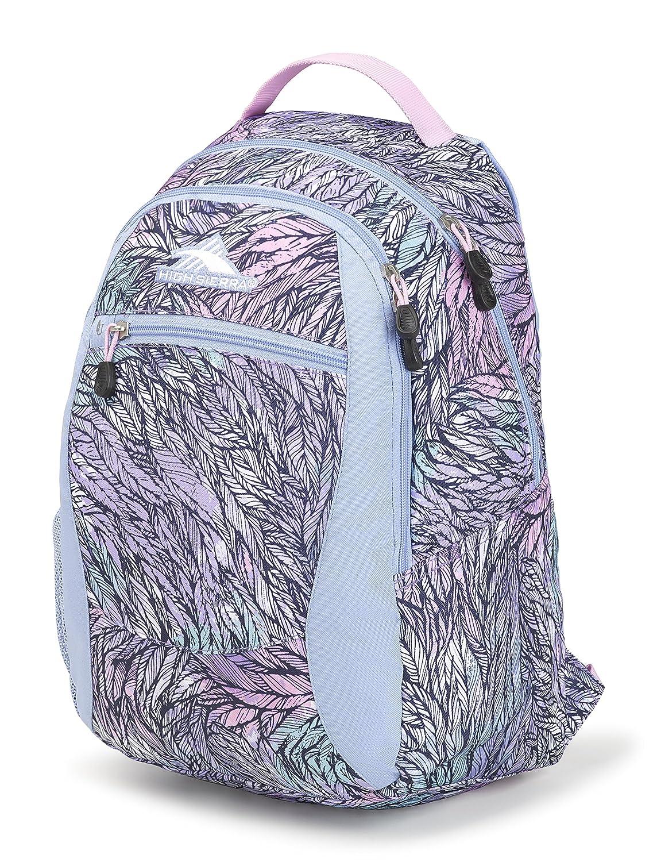 High Sierra Curve Backpack Black High Sierra Bags and Luggage 53632-3054