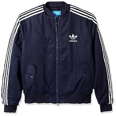 3b3b4a25ecf1 adidas Originals Men s Ma1 Padded Track Jacket at Amazon Men s Clothing  store