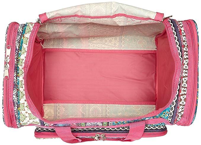 Bohemian World Traveler 19 Inch Duffle Bag One Size 81T19-647-F