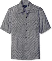 Shirts Nat Nast Luxury Mens Gray Plaid Corduroy Silk Blend Long Sleeve Shirt Size Xl With A Long Standing Reputation Clothing, Shoes & Accessories