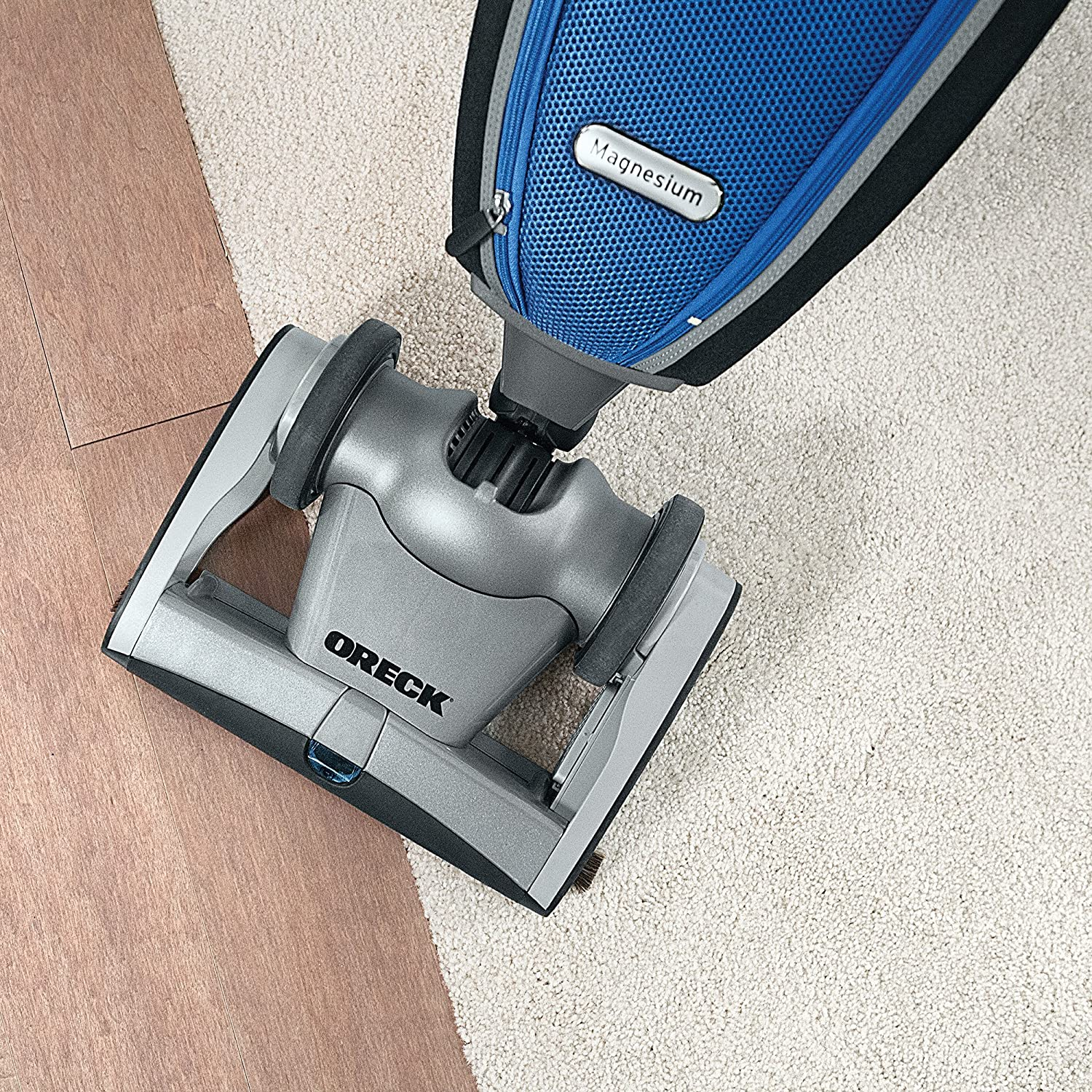 Oreck Magnesium RS Upright Vacuum Cleaner [Energy Class A] LW150